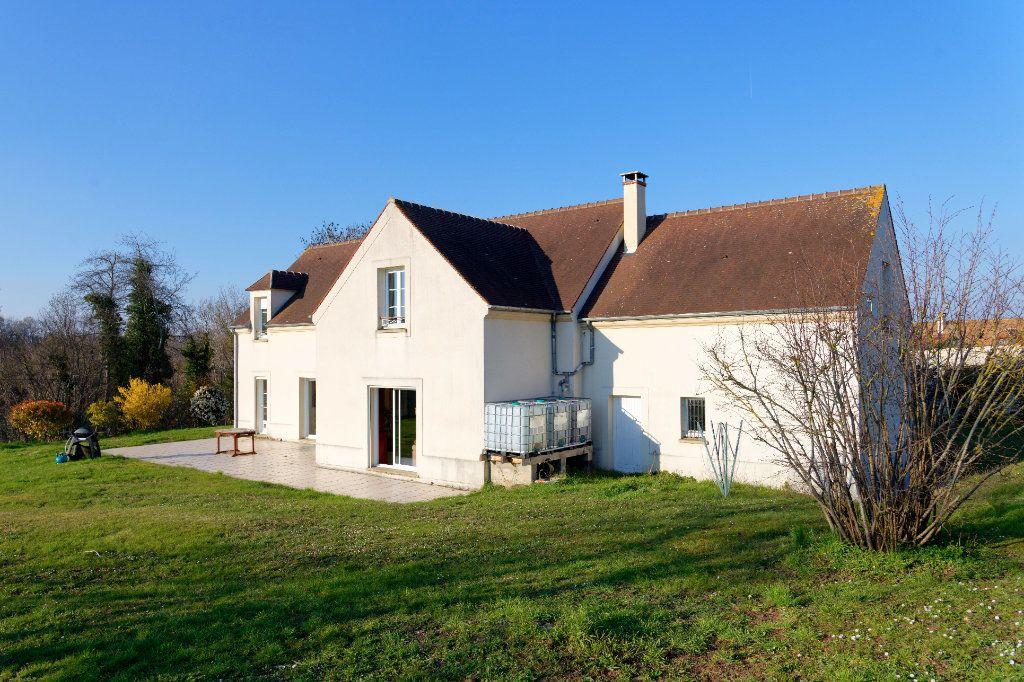 Maison à vendre 8 227m2 à Courcelles-sur-Viosne vignette-4