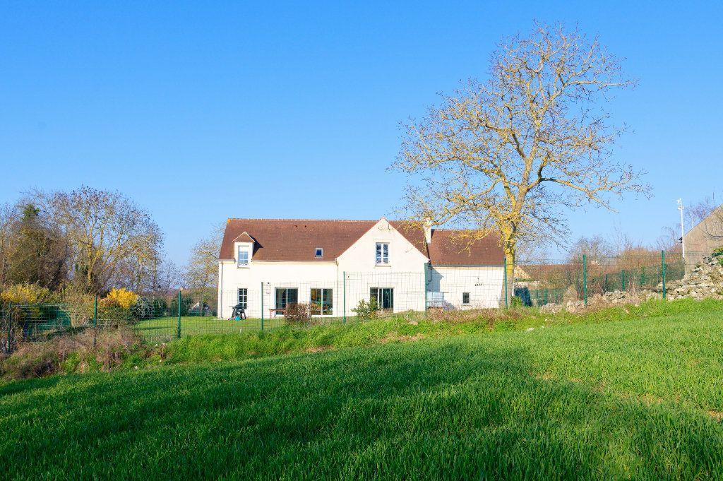 Maison à vendre 8 227m2 à Courcelles-sur-Viosne vignette-6