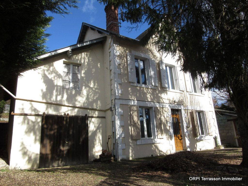 Maison à vendre 5 85m2 à Le Lardin-Saint-Lazare vignette-2