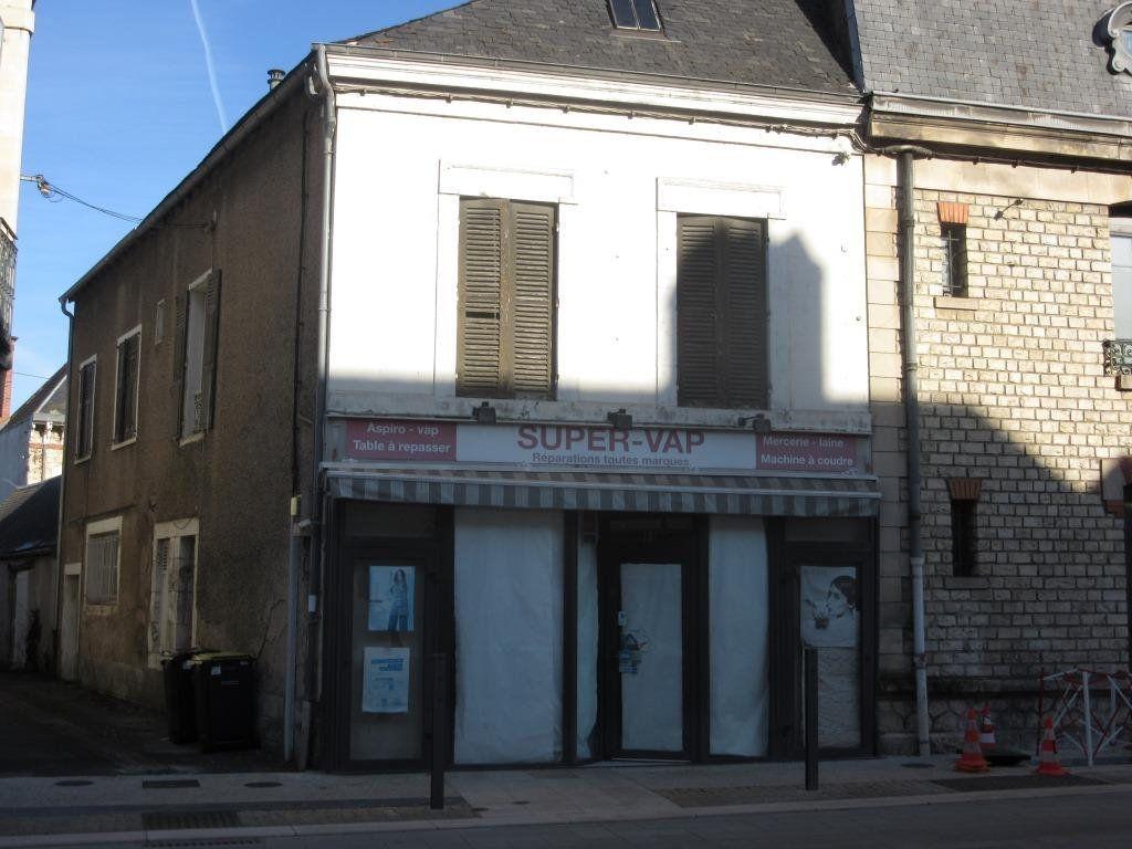 Immeuble à vendre 0 130m2 à Terrasson-Lavilledieu vignette-1