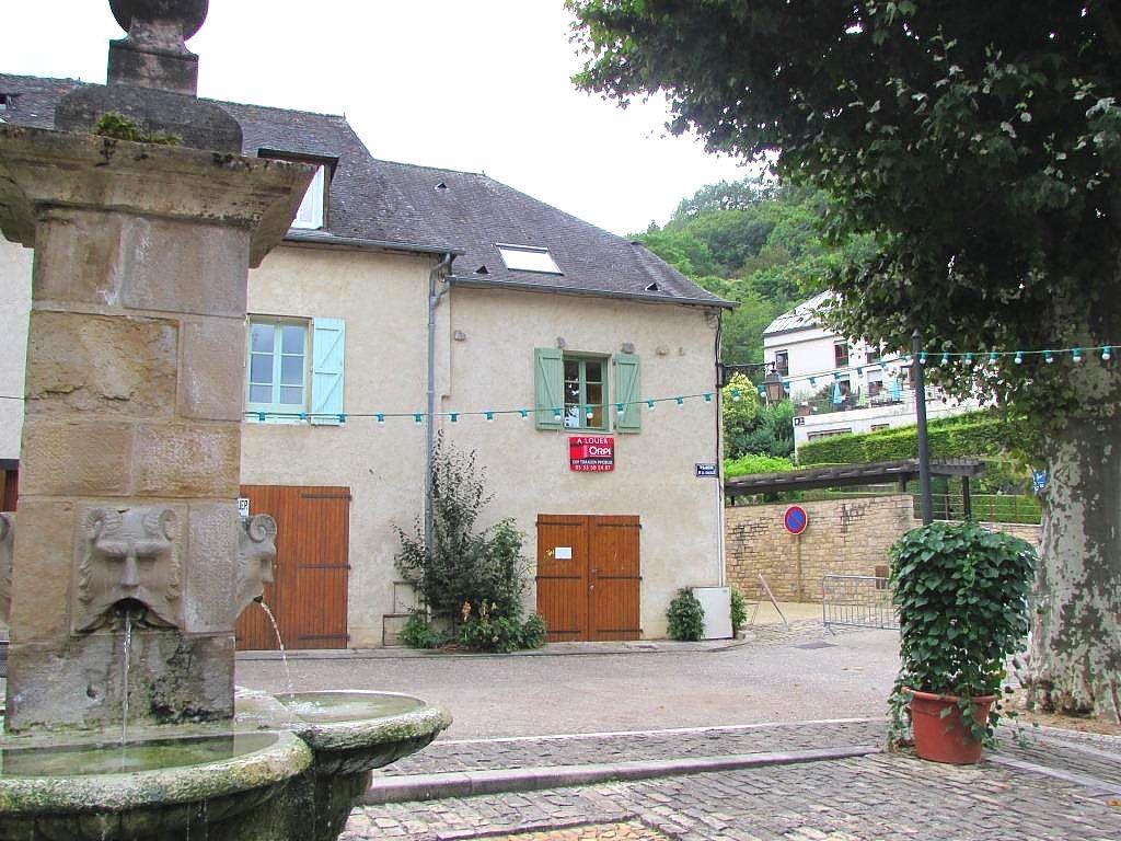 Maison à vendre 3 63m2 à Terrasson-Lavilledieu vignette-1