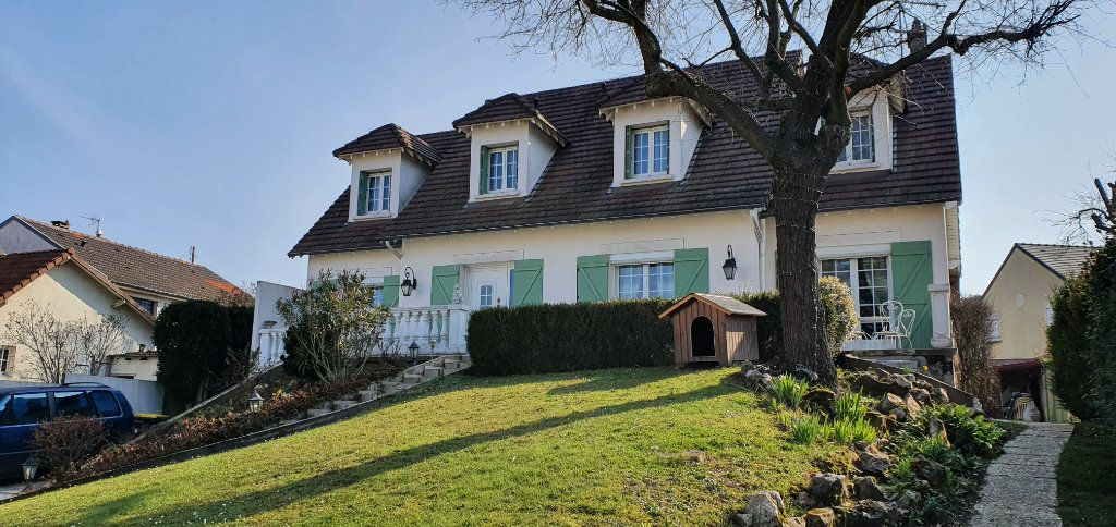 Maison à vendre 6 165m2 à Morangis vignette-1
