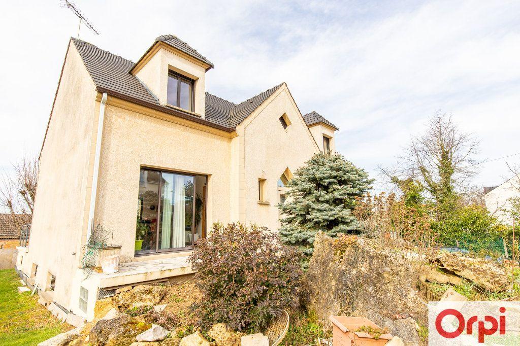 Maison à vendre 7 140m2 à Sainte-Geneviève-des-Bois vignette-1