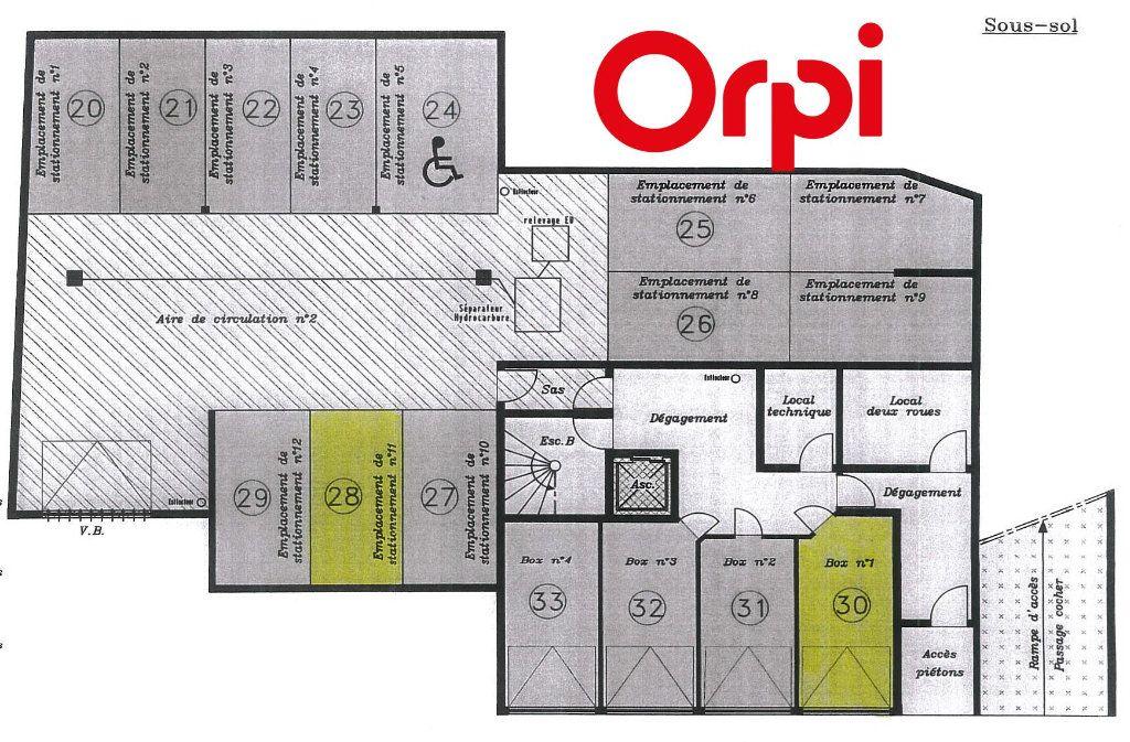 Appartement à vendre 3 59.55m2 à Montévrain plan-2