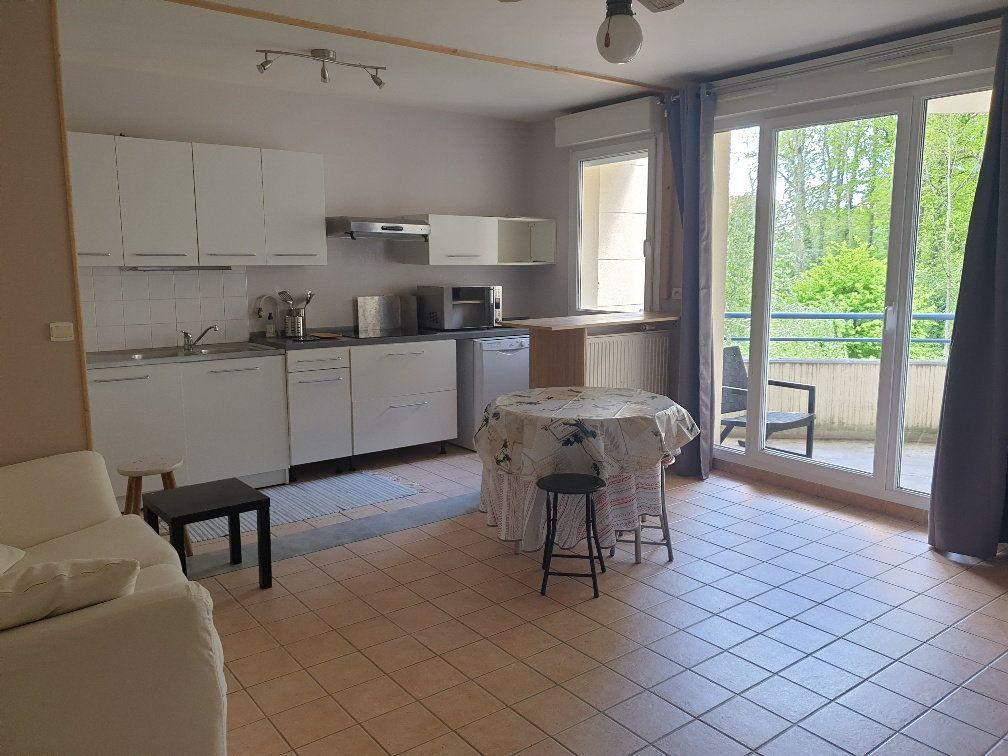 Appartement à louer 2 39.21m2 à Montévrain vignette-1