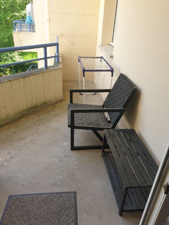 Appartement à louer 2 39.21m2 à Montévrain vignette-3