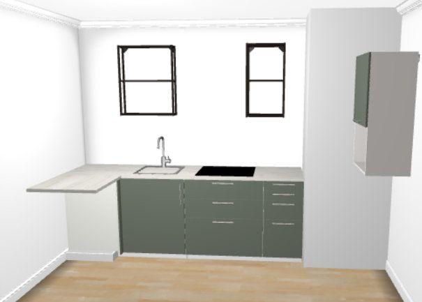 Appartement à louer 3 64.28m2 à Montévrain vignette-3