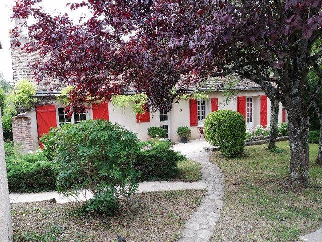 Maison à vendre 5 125m2 à Villerable vignette-1