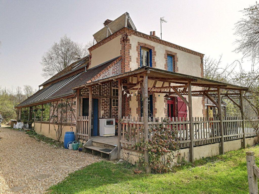 Maison à vendre 9 355m2 à Authon vignette-1