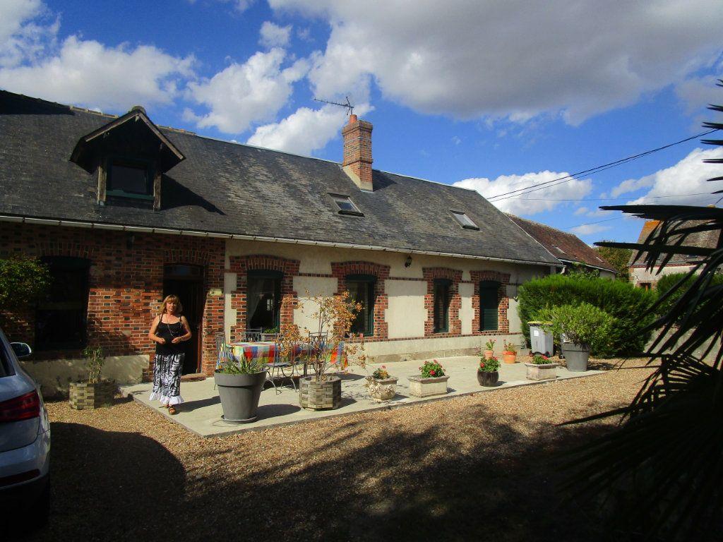 Maison à vendre 6 150m2 à La Ville-aux-Clercs vignette-1