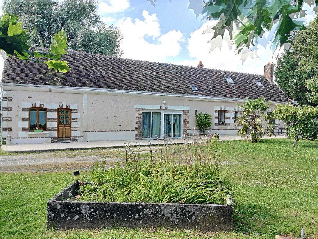 Maison à vendre 8 210m2 à Prunay-Cassereau vignette-1