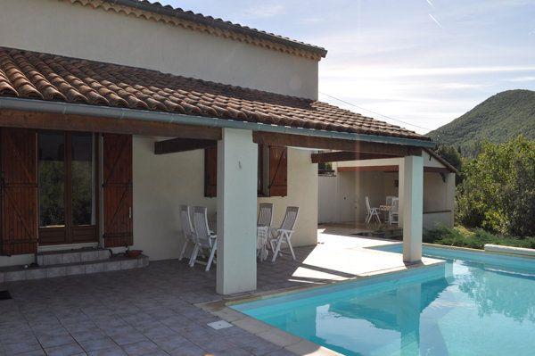 Maison à vendre 5 145m2 à Saint-Maurice-d'Ibie vignette-10