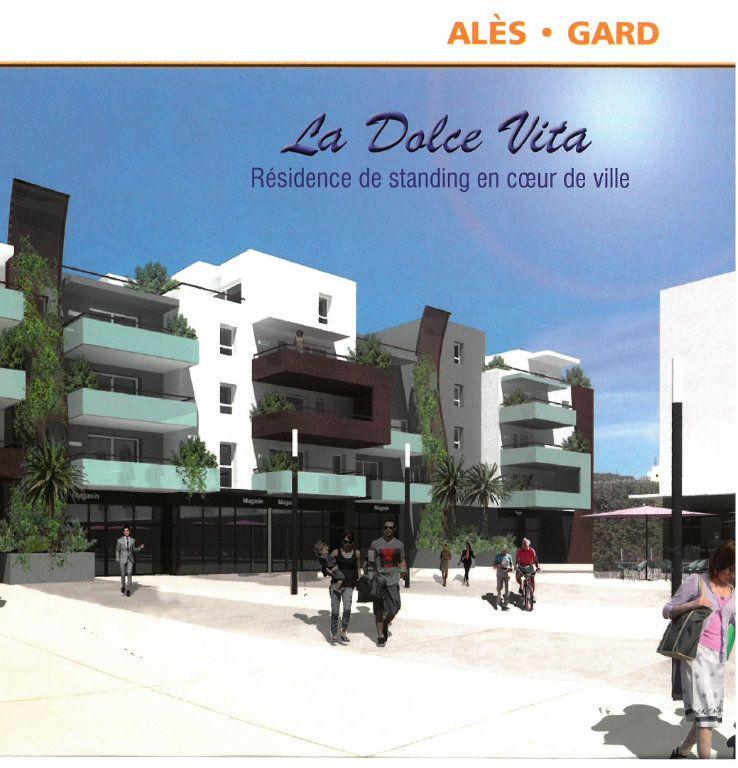 Appartement à vendre 3 60.9m2 à Alès vignette-1