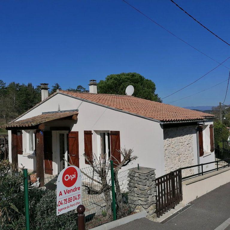 Maison à vendre 4 70m2 à Vallon-Pont-d'Arc vignette-1