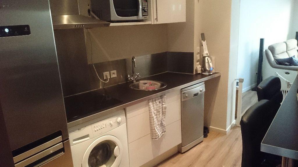Appartement à louer 2 38m2 à Sotteville-lès-Rouen vignette-3