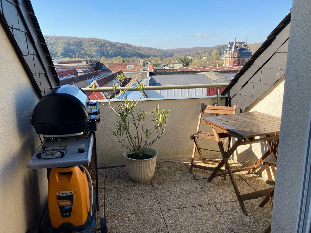 Appartement à vendre 4 72m2 à Saint-Aubin-lès-Elbeuf vignette-1