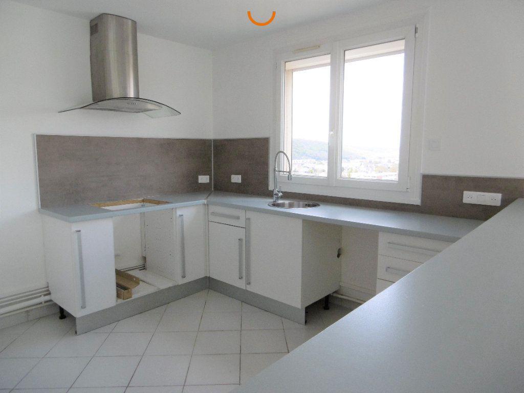 Appartement à louer 2 57m2 à Déville-lès-Rouen vignette-1