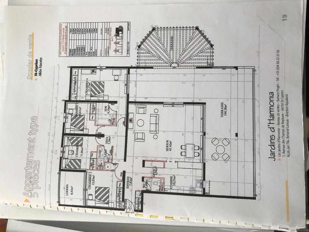 Maison à vendre 2 32.43m2 à Saint-Cyprien plan-1