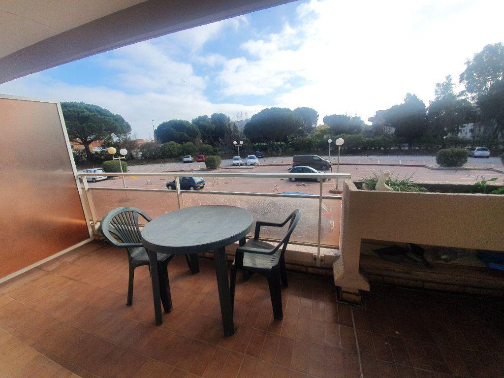 Appartement à vendre 1 18.69m2 à Canet-en-Roussillon vignette-1