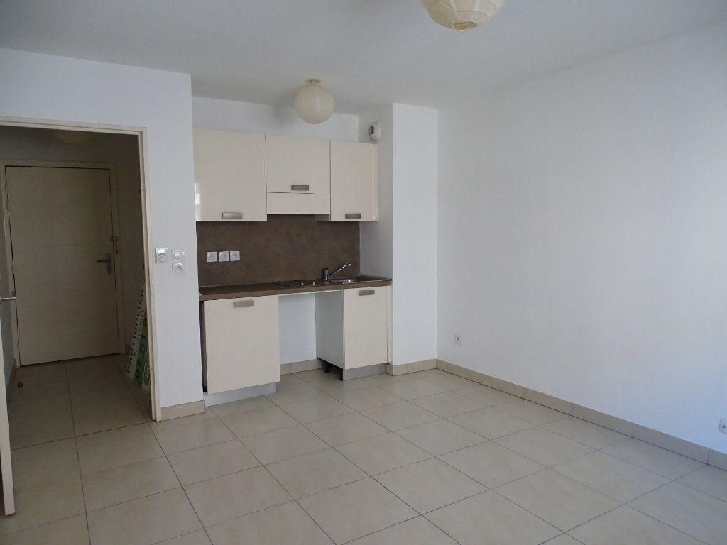 Appartement à louer 1 25.14m2 à Nice vignette-1