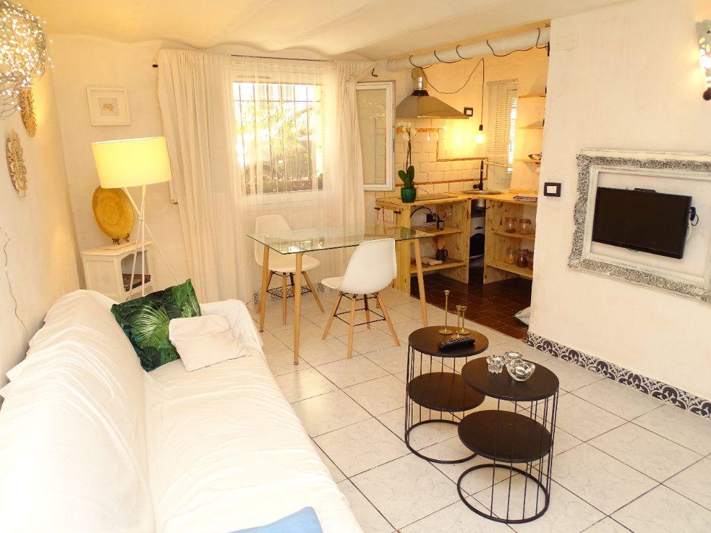 Appartement à vendre 1 22.5m2 à Nice vignette-1