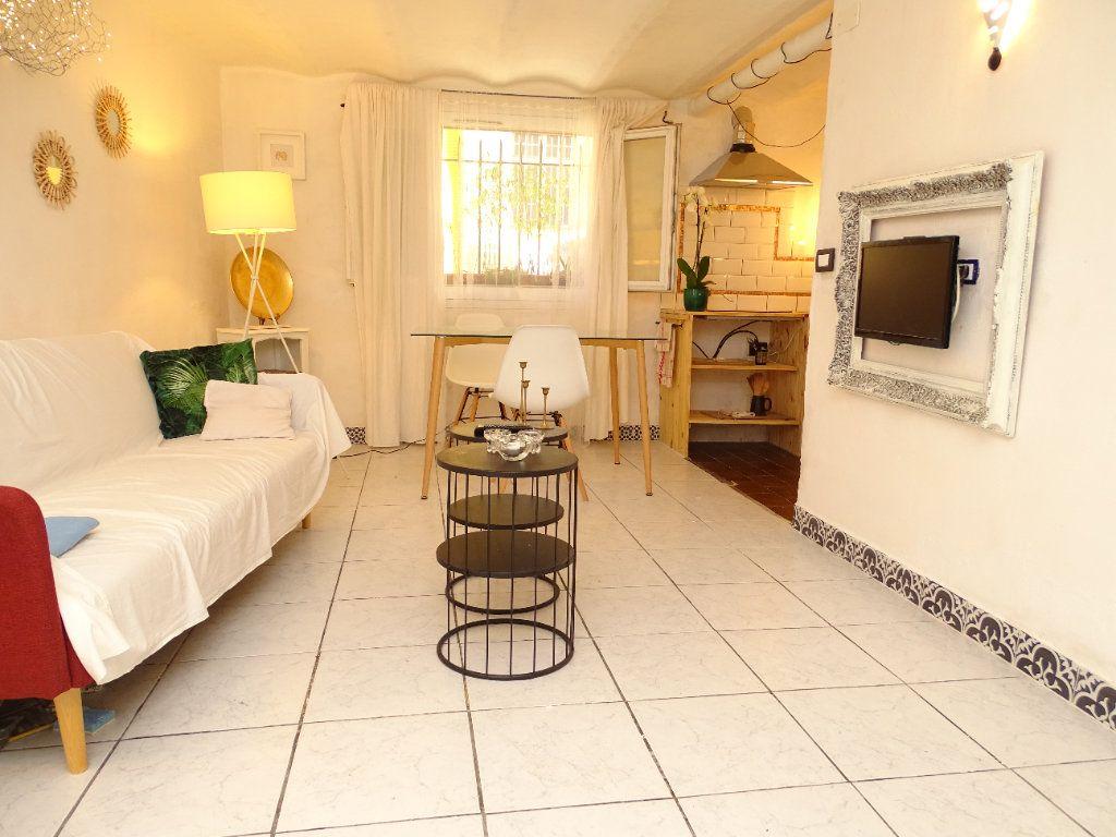 Appartement à vendre 1 22.5m2 à Nice vignette-2