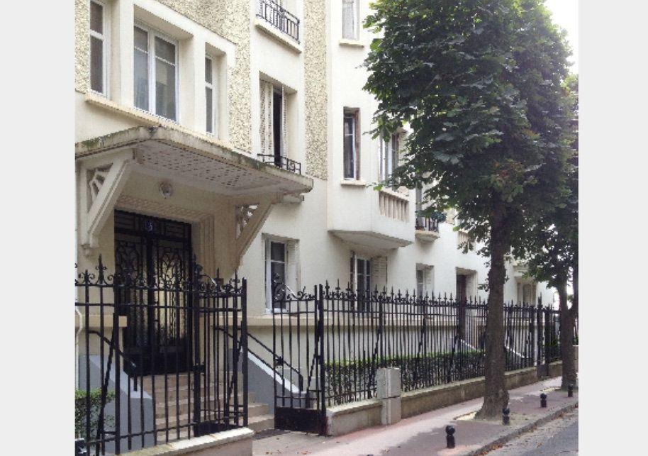 Appartement à louer 1 20.9m2 à La Varenne - Saint-Maur-des-Fossés vignette-1