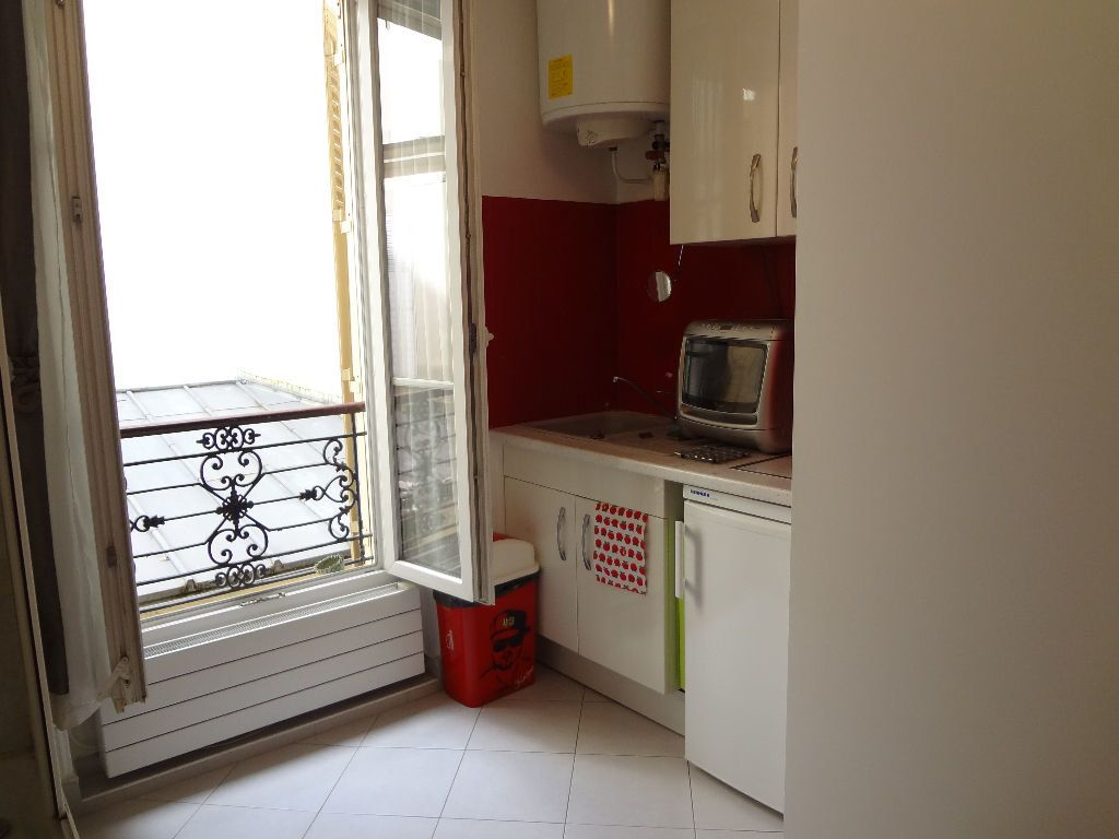 Appartement à louer 1 11.1m2 à Paris 11 vignette-3