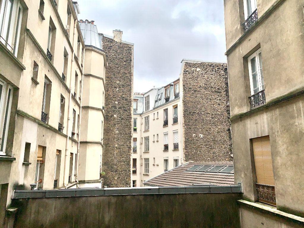 Appartement à louer 1 22m2 à Paris 19 vignette-5
