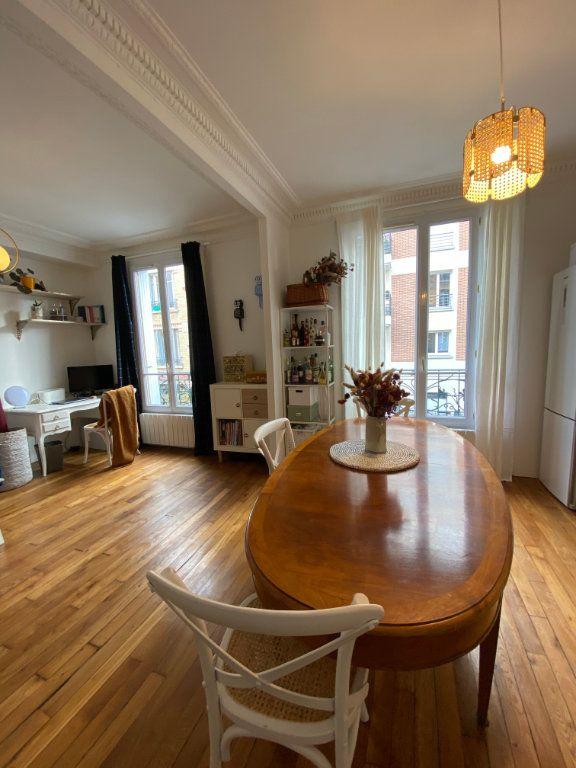 Appartement à louer 2 44.3m2 à Pantin vignette-2