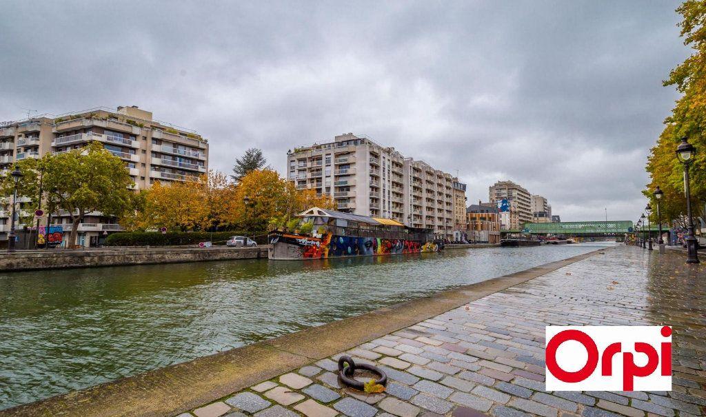 Appartement à vendre 1 29m2 à Paris 19 vignette-1