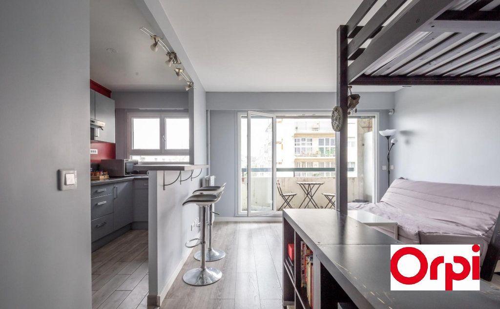Appartement à vendre 1 29m2 à Paris 19 vignette-2