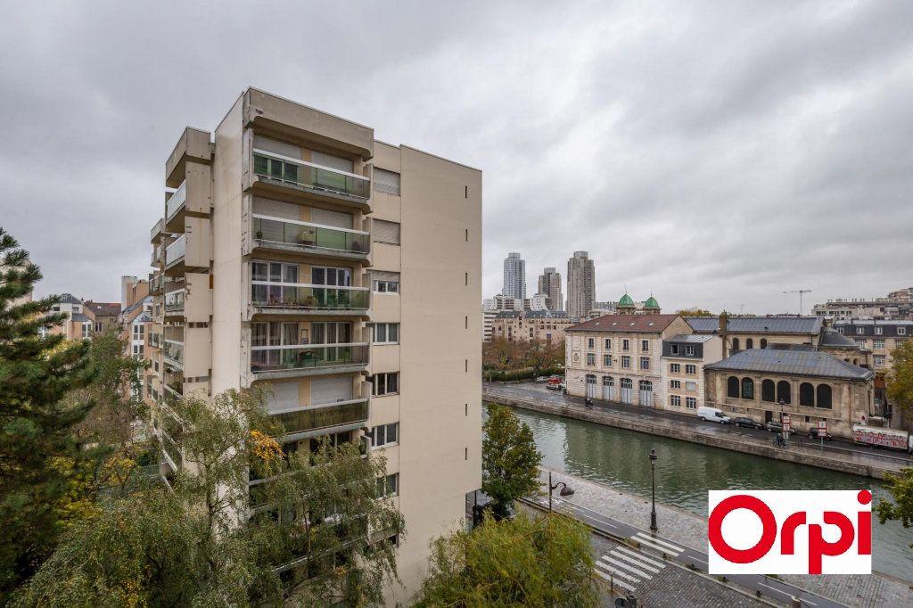 Appartement à vendre 1 29m2 à Paris 19 vignette-3
