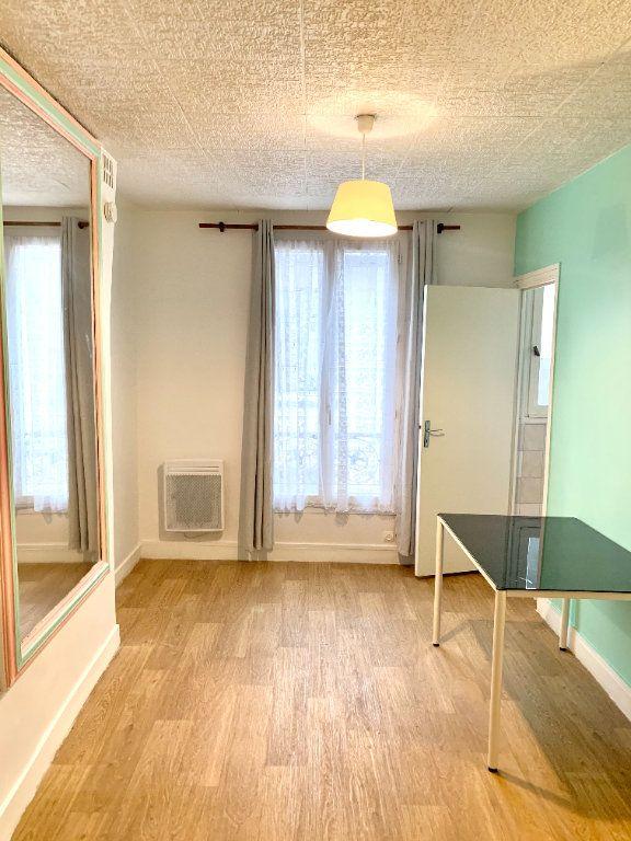 Appartement à louer 1 19.07m2 à Paris 19 vignette-2