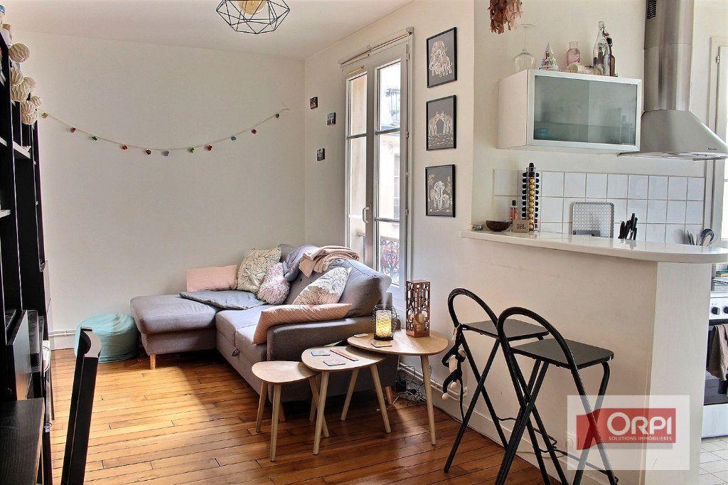 Appartement à vendre 3 45m2 à Paris 19 vignette-2