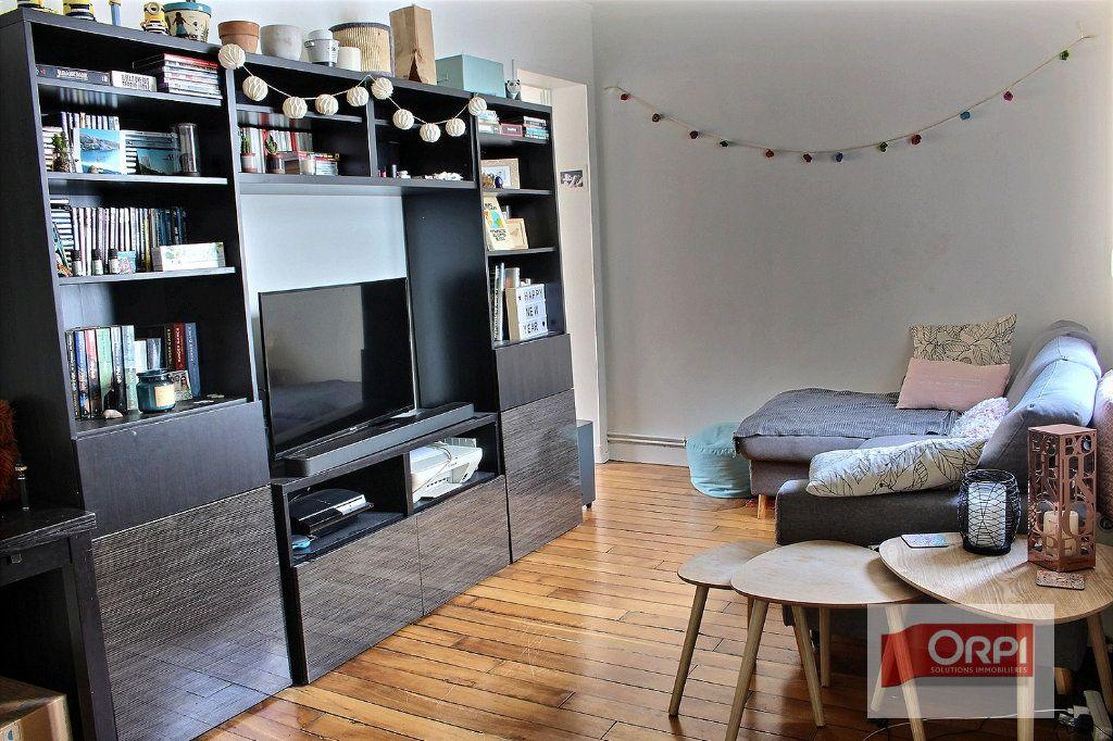 Appartement à vendre 3 45m2 à Paris 19 vignette-3