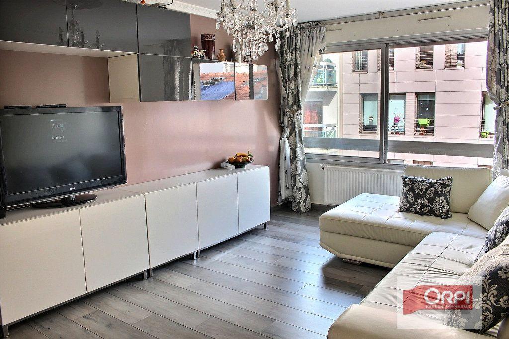 Appartement à vendre 3 72.6m2 à Paris 19 vignette-3