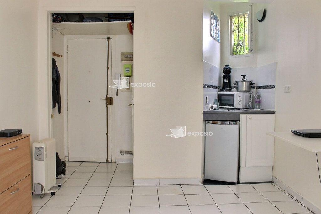 Appartement à vendre 1 15.3m2 à Paris 20 vignette-2