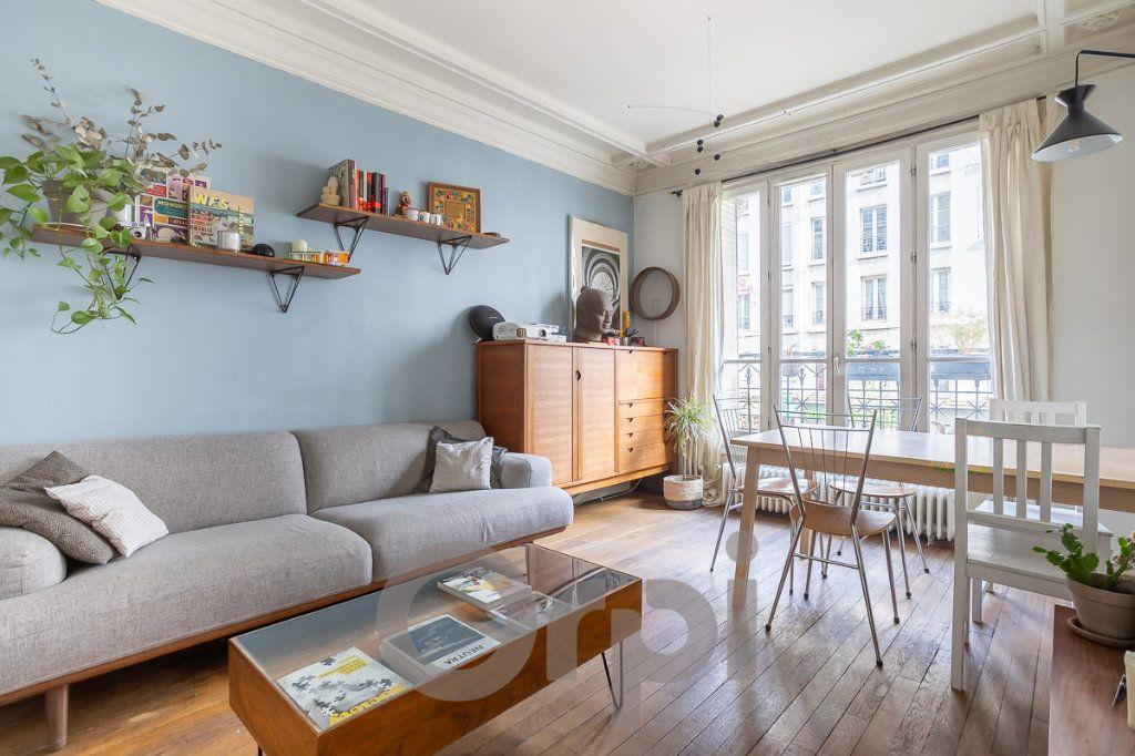 Appartement à vendre 3 65m2 à Paris 19 vignette-1