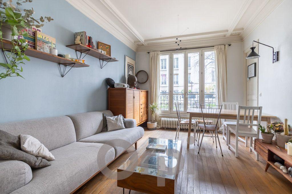 Appartement à vendre 3 65m2 à Paris 19 vignette-2