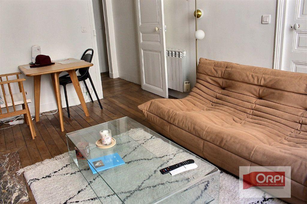 Appartement à vendre 2 38m2 à Paris 19 vignette-2