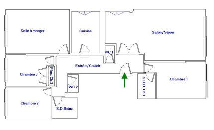 Appartement à vendre 5 112m2 à Paris 19 vignette-7