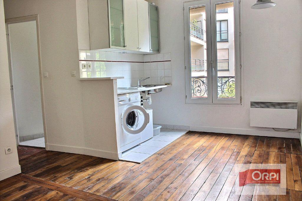 Appartement à vendre 2 21m2 à Paris 19 vignette-1