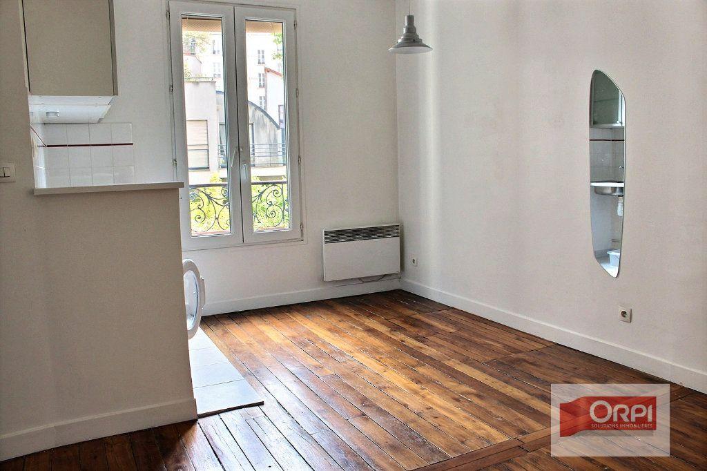 Appartement à vendre 2 21m2 à Paris 19 vignette-2