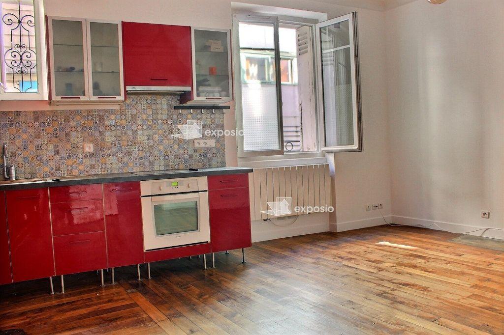 Appartement à vendre 2 39.41m2 à Paris 19 vignette-1