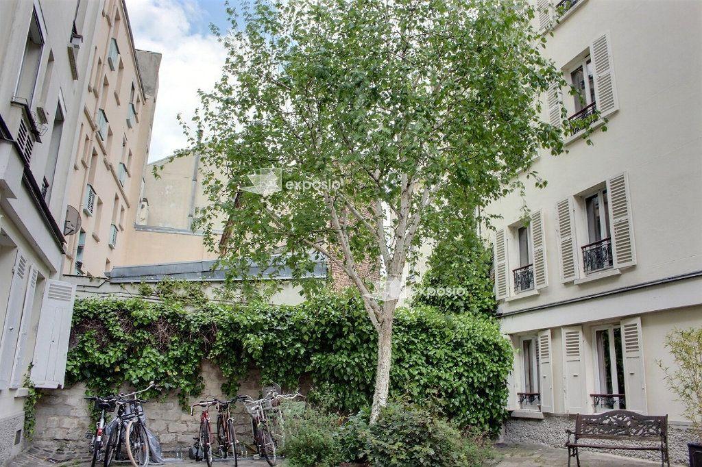 Appartement à vendre 2 39.41m2 à Paris 19 vignette-4