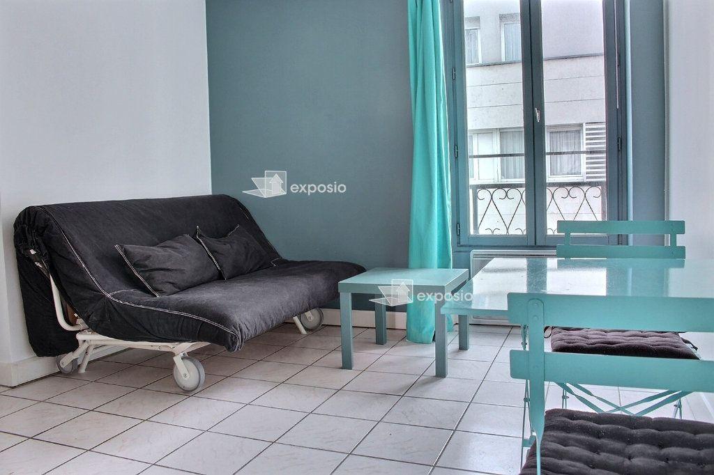 Appartement à vendre 1 20m2 à Paris 19 vignette-1