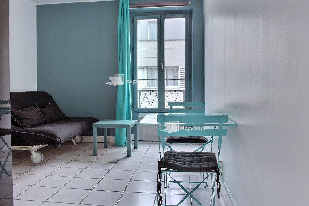 Appartement à vendre 1 20m2 à Paris 19 vignette-2