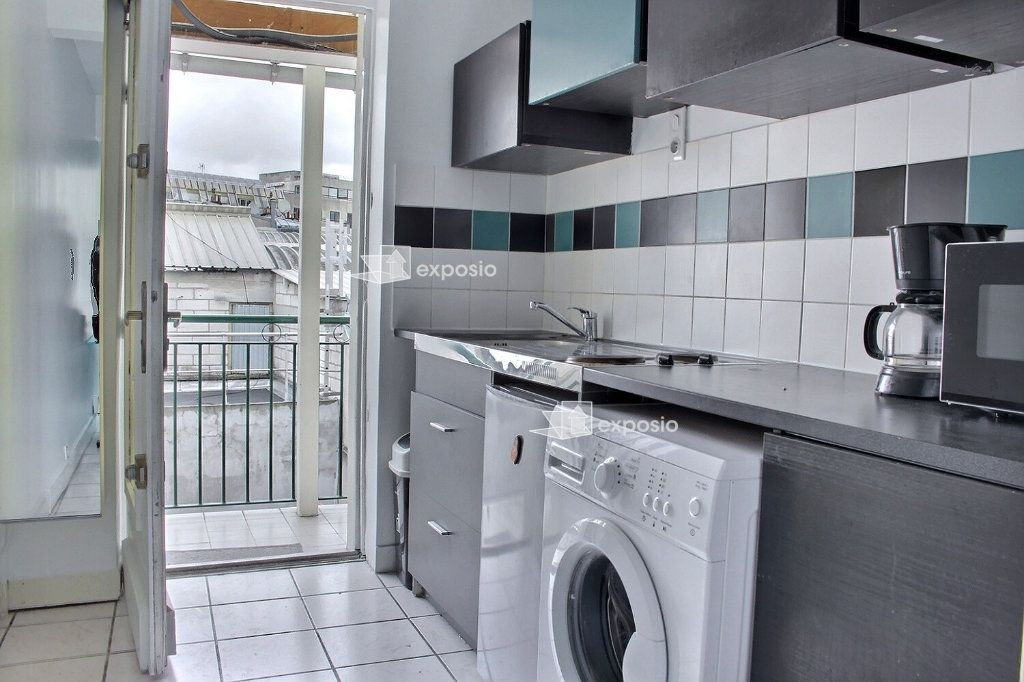 Appartement à vendre 1 20m2 à Paris 19 vignette-3