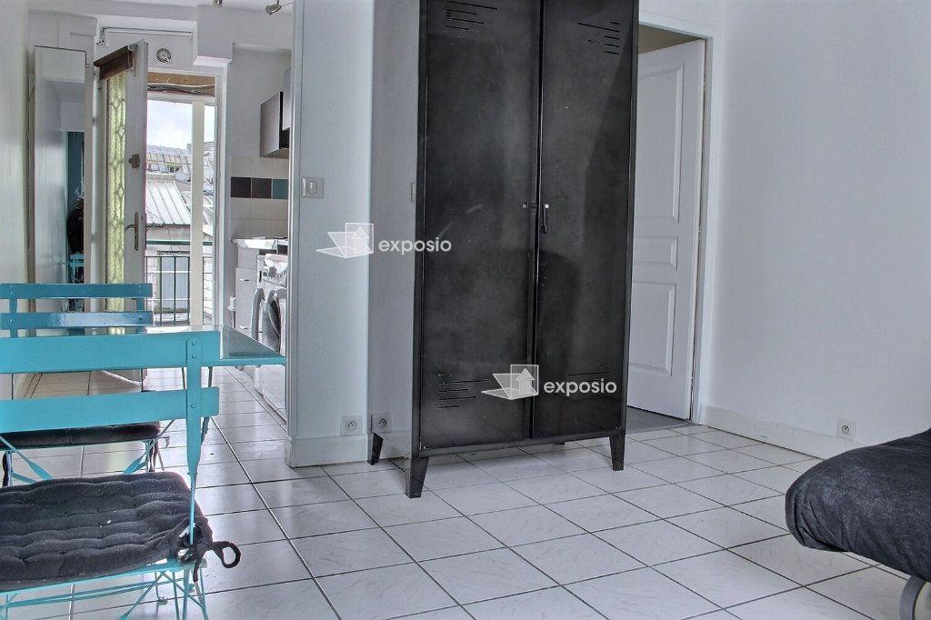 Appartement à vendre 1 20m2 à Paris 19 vignette-4